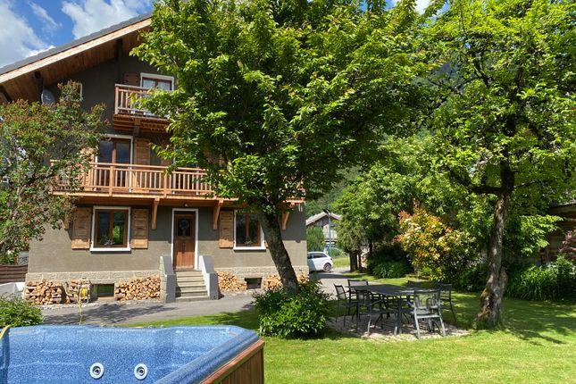 Thumbnail Detached house for sale in Grand-Massif-Samoëns, Haute-Savoie, Rhône-Alpes, France