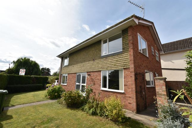 3 bed detached house for sale in Hampton Dene Road, Hereford HR1