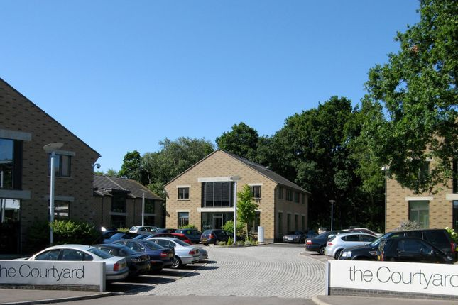 Thumbnail Office to let in Unit 3, The Courtyard, Eastern Road, Bracknell