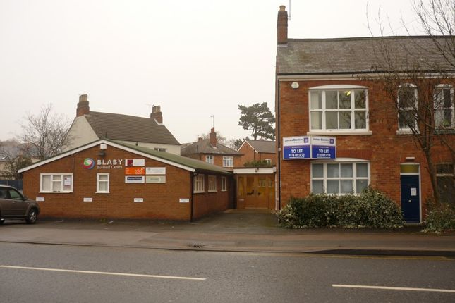 Thumbnail Property to rent in Leicester Road, Blaby, Leicester