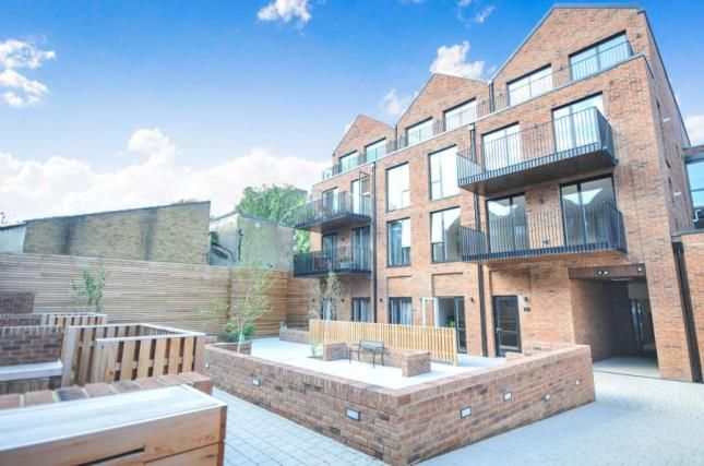 Thumbnail Flat for sale in Zanara Court Sydenham Road, London