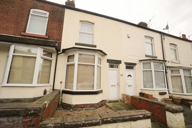 Thumbnail Terraced house to rent in Mary Street West, Horwich, Bolton
