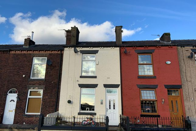 2 bed terraced house for sale in Lever Street, Little Lever, Bolton BL3