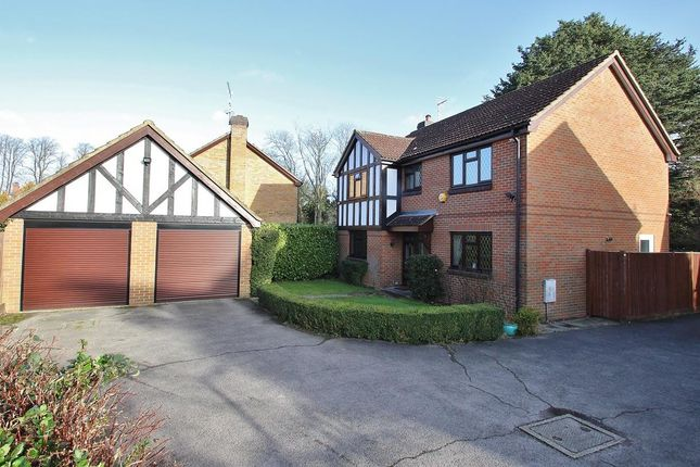 4 bed detached house for sale in Farmiloe Close, Purley On Thames, Reading