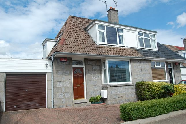 Thumbnail Semi-detached house to rent in Braeside Terrace, Aberdeen