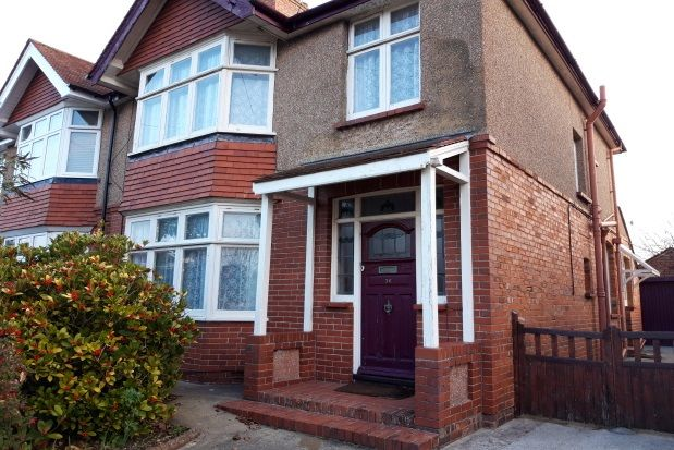 Thumbnail Property to rent in Loxwood Avenue, Broadwater, Worthing
