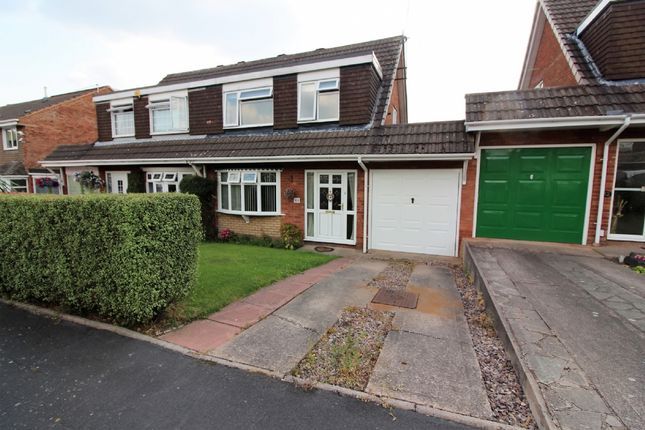 3 bed semi-detached house to rent in Kewstoke Road, Willenhall WV12