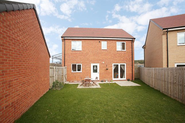 Thumbnail Detached house for sale in Cleveland Crescent, Seaton Delaval, Whitley Bay