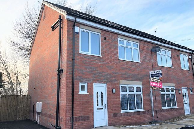 Thumbnail Semi-detached house for sale in Yewlands Avenue, Leyland