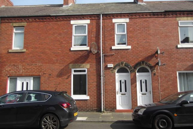 Thumbnail Flat to rent in Blyth Street, Seaton Delaval, Whitley Bay
