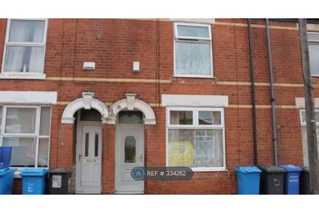 Thumbnail Terraced house to rent in Haworth Street, Hull