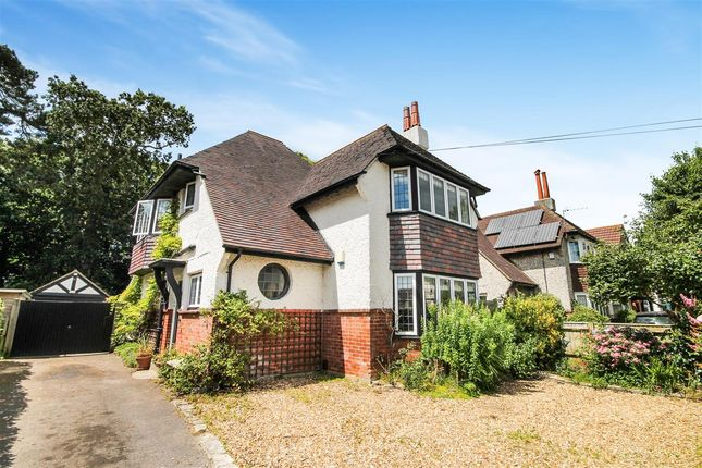 Thumbnail Detached house for sale in Seaward Avenue, Southbourne, Bournemouth