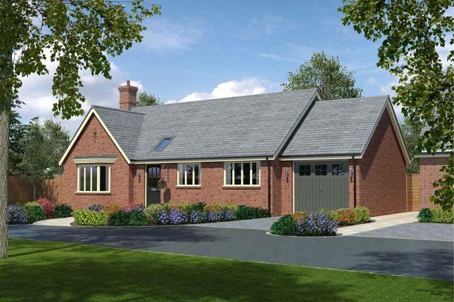 Thumbnail Detached bungalow for sale in Main Street, Osgathorpe, Loughborough