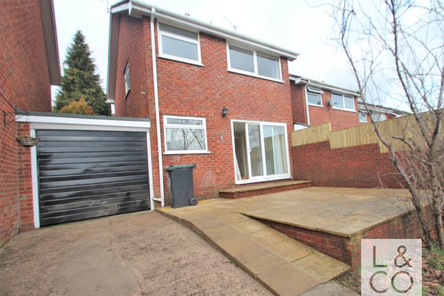 Thumbnail Semi-detached house to rent in Walnut Drive, Caerleon