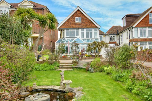 Thumbnail Link-detached house for sale in West Parade, West Worthing, West Sussex