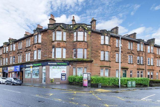 Thumbnail Flat for sale in 1/2, 1, Highburgh Drive, Burnside, Glasgow