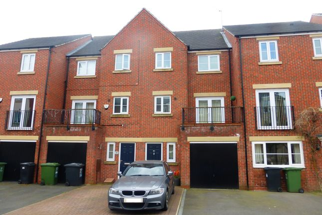 Thumbnail Terraced house for sale in Dixon Close, Enfield, Redditch