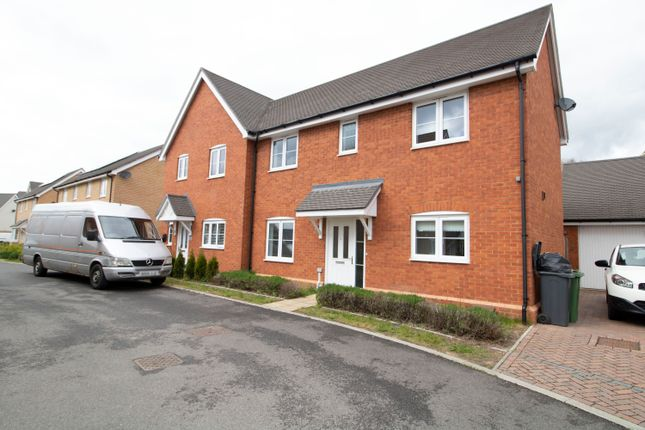 Thumbnail Semi-detached house to rent in Mallet Avenue, Maidstone