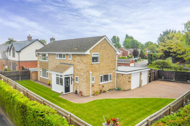 Thumbnail Detached house for sale in Binton Road, Welford On Avon, Stratford-Upon-Avon