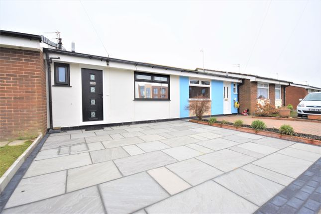 Thumbnail Semi-detached bungalow for sale in The Croft, Fleetwood