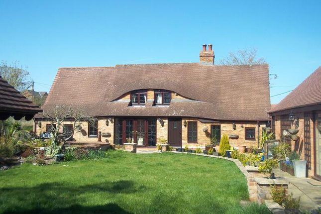 Thumbnail Detached house to rent in Brookside, Wappenham, Towcester