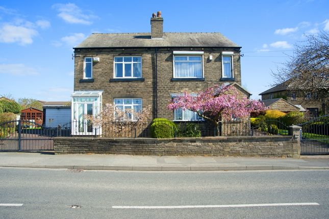 Thumbnail Detached house for sale in Windy Bank Lane, Liversedge, West Yorkshire