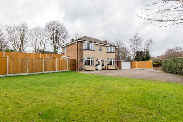Thumbnail Detached house for sale in Doncaster Road, Pickburn, Doncaster