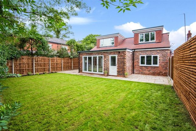 Thumbnail Bungalow for sale in Welbeck Road, Worsley, Manchester
