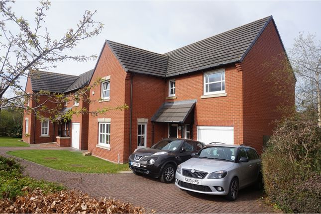 Thumbnail Detached house for sale in Jeanette Stewart Drive, Newtongrange