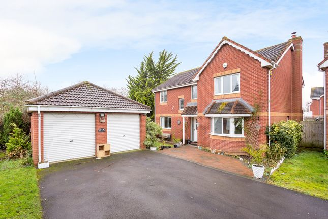 Thumbnail Detached house for sale in Blake Hill Way, Abbeymead, Gloucester