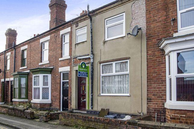 Thumbnail Terraced house for sale in Norman Street, Ilkeston