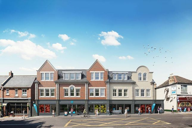 Thumbnail Flat for sale in The Cross, Commercial Road, Ashley Cross
