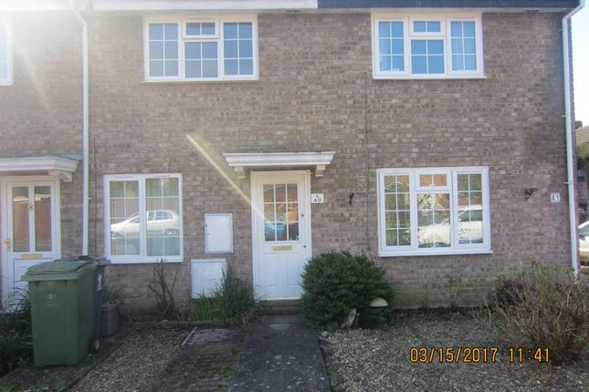 Thumbnail Terraced house to rent in St. Margarets Park, Ely, Cardiff