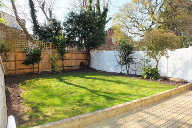 Garden of Hare Lane, Claygate KT10