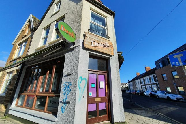 Thumbnail Restaurant/cafe to let in Salisbury Road, Cardiff