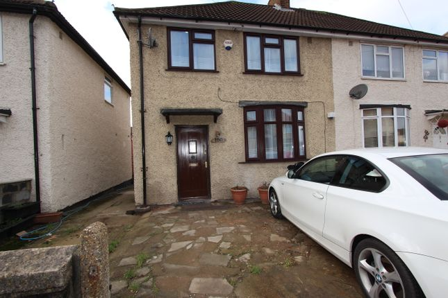 Thumbnail Semi-detached house to rent in Bishops Road, Hayes