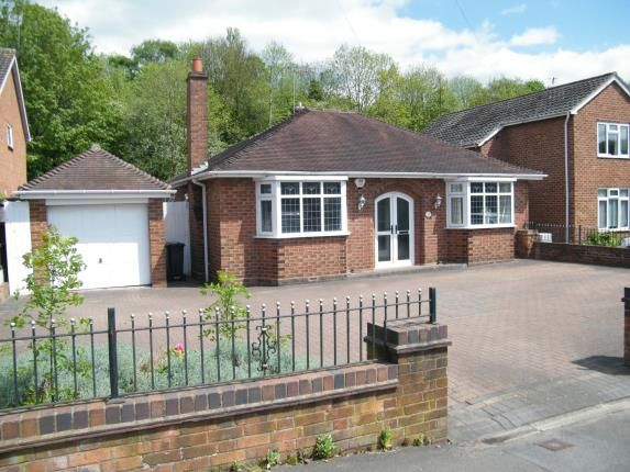 Thumbnail Bungalow for sale in Haden Hill Road, Halesowen, West Midlands