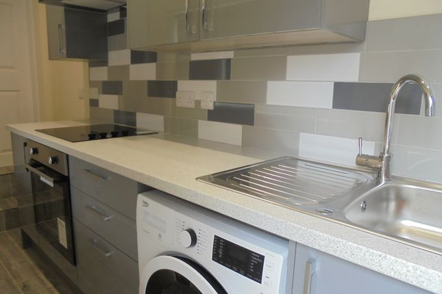 Thumbnail Flat to rent in Gladstone Street, Basford, Stoke On Trent, Staffordshire