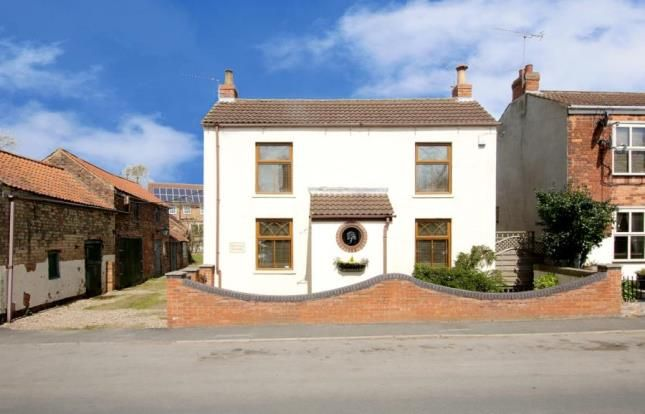 3 bed detached house for sale in Commonside, Westwoodside, Doncaster, Lincolnshire