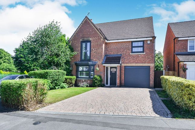 Thumbnail Detached house for sale in Trinity Way, Heanor, Derbyshire
