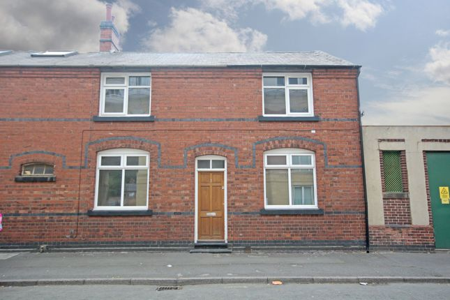 Thumbnail Terraced house to rent in Curzon Street, Burton-On-Trent