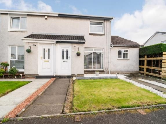 Thumbnail Semi-detached house for sale in Morriston Crescent, Renfrew, Renfrewshire