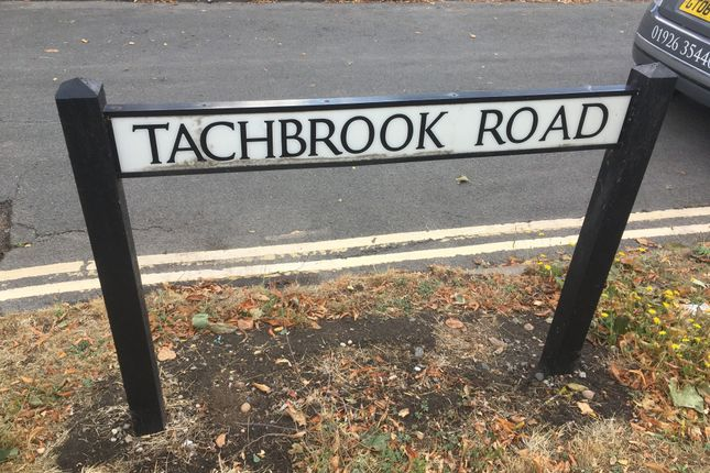 Thumbnail 5 bedroom terraced house to rent in Tachbrook Road, Leamington Spa, Warwickshire