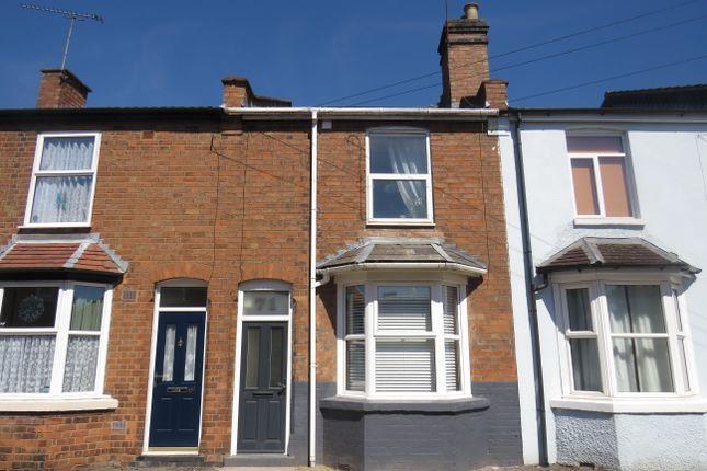 Exterior of Clapham Terrace, Leamington Spa CV31