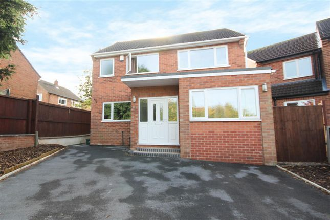 Thumbnail Detached house to rent in Whernside Road, Woodthorpe, Nottingham