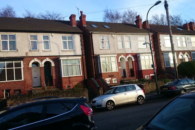 Thumbnail Semi-detached house to rent in Lenton Boulevard, Lenton