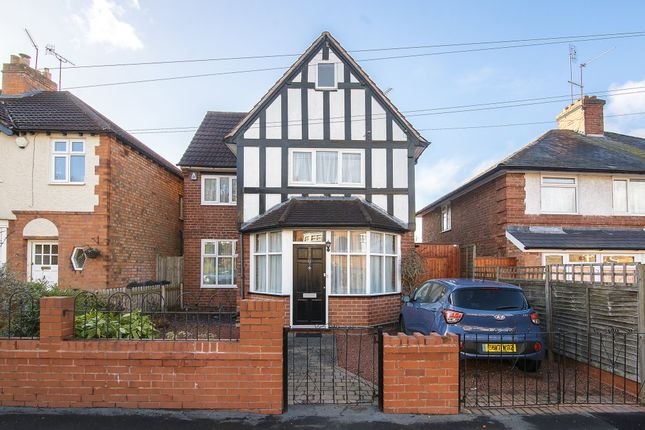Thumbnail Detached house for sale in Vicarage Road, Harborne