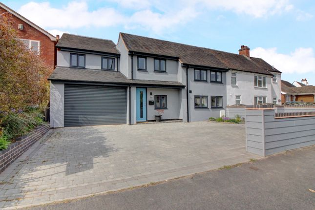 Thumbnail Semi-detached house for sale in Rugeley Road, Burntwood
