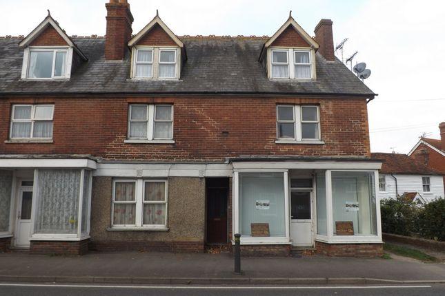 Thumbnail Terraced house for sale in Gravelbank, London Road, Hurst Green, Etchingham