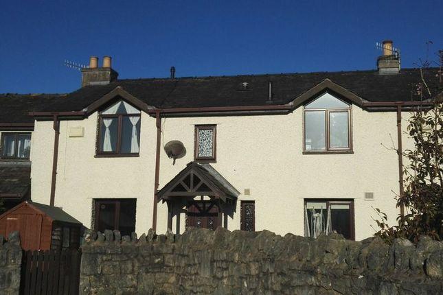 Thumbnail Terraced house for sale in Farleton Close, Warton, Carnforth
